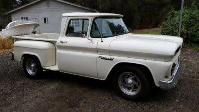 chevrolet 1960 truck