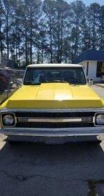 1970 Chevrolet C/K Truck for sale 100985507