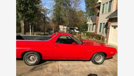 1972 Ford Ranchero for sale 100985572