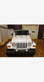 2003 Jeep Wrangler 4WD SE for sale 100986520