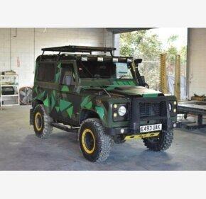 1987 Land Rover Defender for sale 100986582