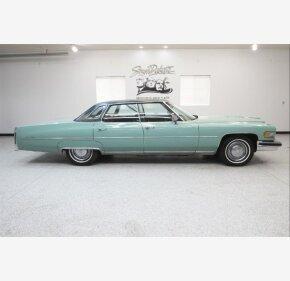1976 Cadillac De Ville for sale 100986790