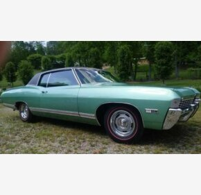1968 Chevrolet Caprice Classics for Sale - Classics on Autotrader