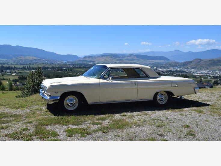 1962 Chevrolet Impala Coupe For Sale Near Vernon V1b4b2 Classics