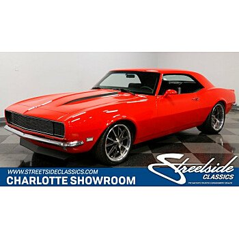 1968 Chevrolet Camaro for sale 100987322