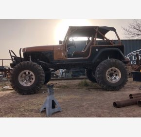 1987 Jeep Wrangler 4WD Sport for sale 100987730