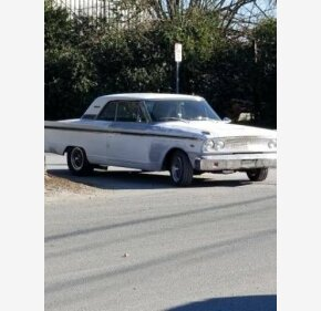 1963 Ford Fairlane for sale 100988241