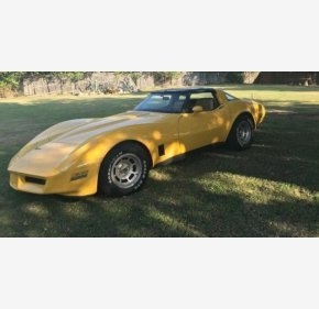 1981 Chevrolet Corvette for sale 100988720