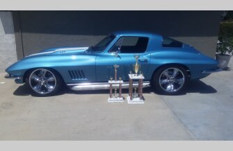 1967 Chevrolet Corvette Coupe for sale 100988811