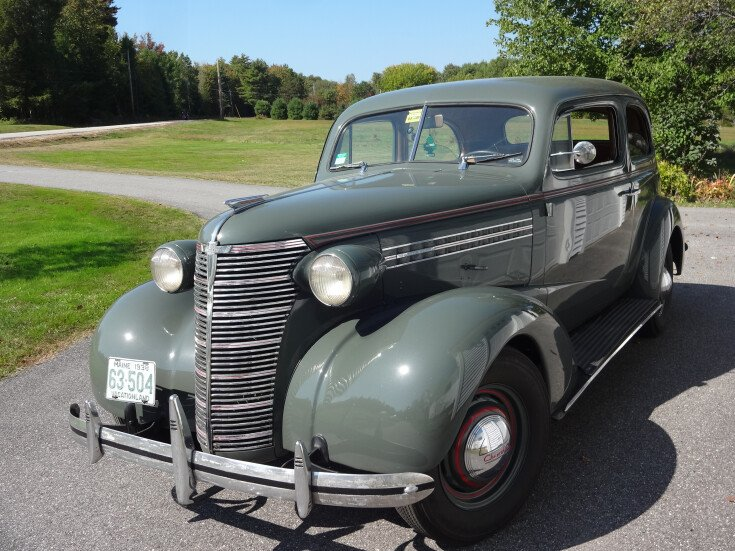 Cars For Sale In Maine >> 1938 Chevrolet Master Deluxe For Sale Near Bridgton Maine 04009