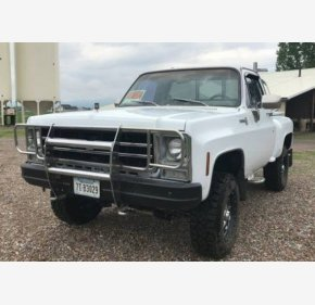 1978 Chevrolet C/K Truck for sale 100989091
