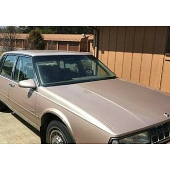 1989 Oldsmobile Ninety-Eight Regency Sedan for sale 100989097