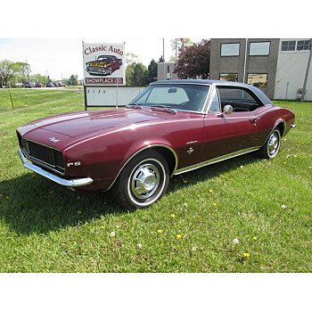 1967 Chevrolet Camaro RS for sale 100989940