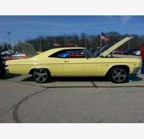 1966 Chevrolet Impala for sale 100990202