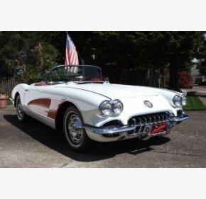 1960 Chevrolet Corvette for sale 100990279