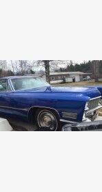 1968 Cadillac De Ville for sale 100990638