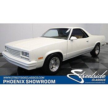 1987 Chevrolet El Camino V8 for sale 100990840