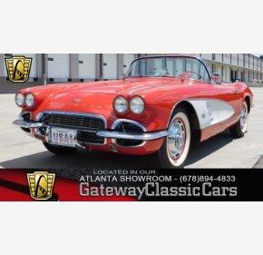 1961 Chevrolet Corvette for sale 100990877