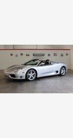 2000 Ferrari 360 Spider for sale 100991134