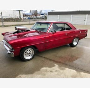 1967 Chevrolet Nova for sale 100991153