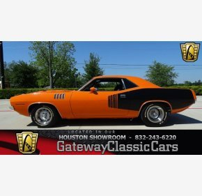 Plymouth Barracuda Muscle Cars and Pony Cars for Sale - Classics on