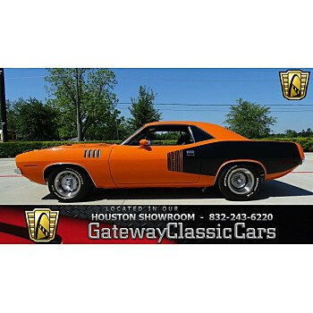 1971 Plymouth Barracuda for sale 100991300