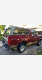1995 Ford Bronco for sale 100991526