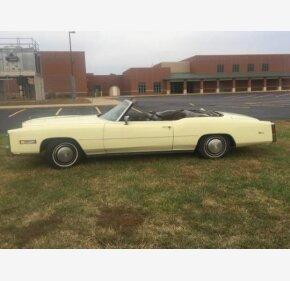 1975 Cadillac Eldorado Convertible for sale 100991545