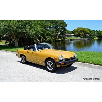 1975 MG Midget for sale 100991689