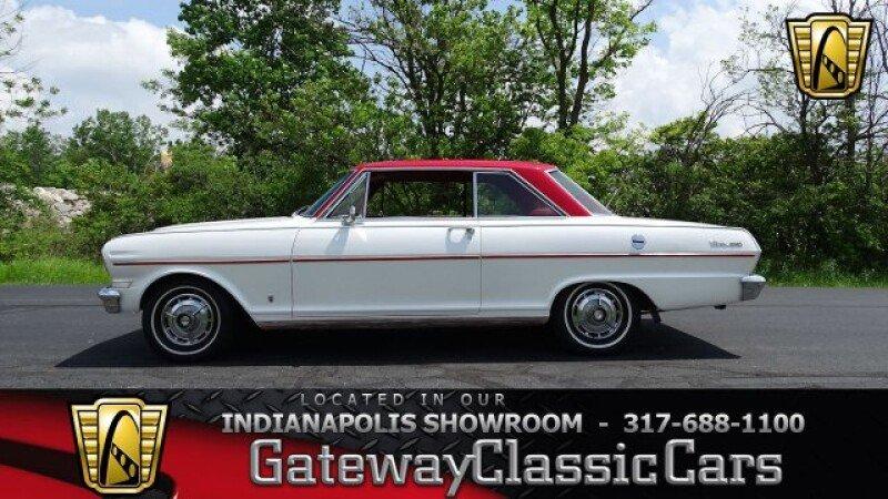 2cc036d86f 1963 Chevrolet Nova Classics for Sale - Classics on Autotrader