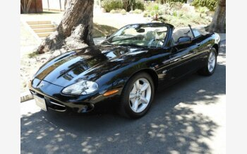 1999 Jaguar XK8 Convertible for sale 100991797