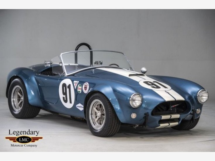 1964 Shelby Cobra For Sale Near Youngstown New York 14174