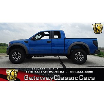2012 Ford F150 4x4 SuperCab SVT Raptor for sale 100992155
