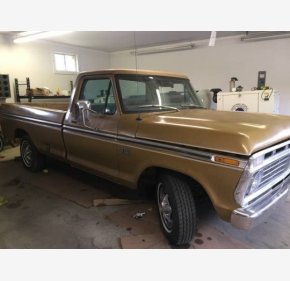 1973 Ford F100 for sale 100992517
