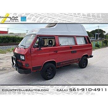 1991 Volkswagen Vans for sale 100992836