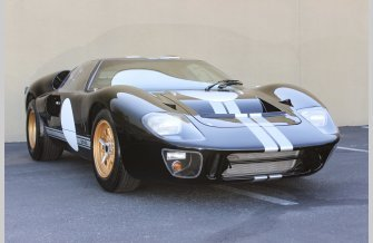 Ford Gt40 Classics For Sale Classics On Autotrader
