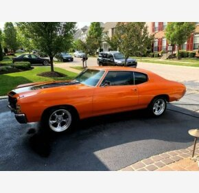 1972 Chevrolet Chevelle for sale 100993381