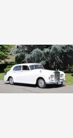 1963 Rolls-Royce Silver Cloud for sale 100993441