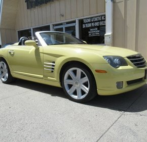 2005 Chrysler Crossfire Limited Convertible for sale 100994006
