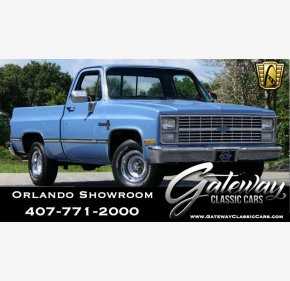 1984 Chevrolet C/K Truck 2WD Regular Cab 1500 for sale 100994216
