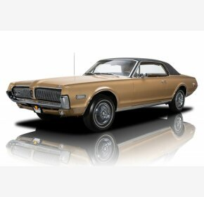 1968 Mercury Cougar for sale 100994352