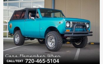 1978 International Harvester Scout for sale 100995121