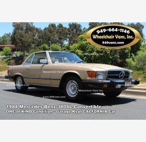 1984 Mercedes-Benz 380SL for sale 100995135
