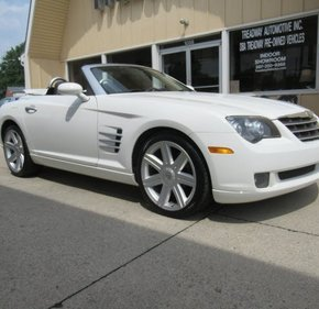 2006 Chrysler Crossfire Limited Convertible for sale 100995954