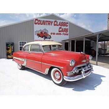 1953 Chevrolet Bel Air for sale 100996024