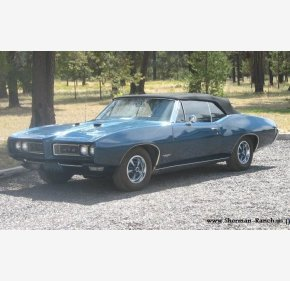 1968 Pontiac GTO for sale 100996954
