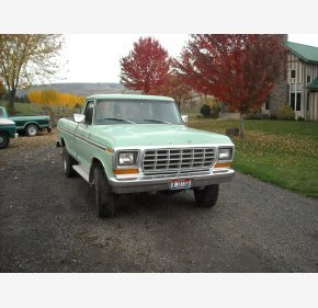 1979 Ford F350 4x4 Regular Cab for sale 100996963