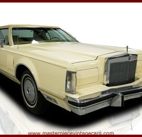 1977 Lincoln Mark V for sale 100997097