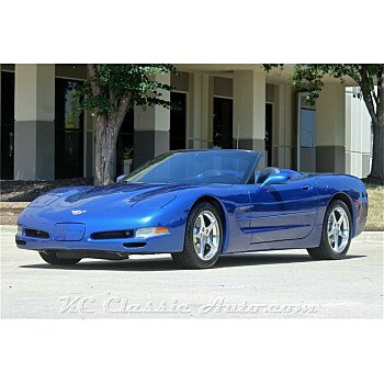 2003 Chevrolet Corvette Convertible for sale 100997331