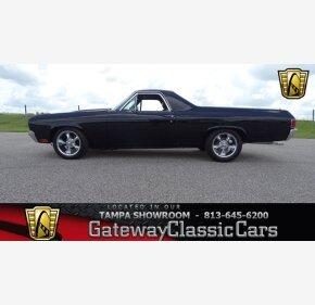 1970 Chevrolet El Camino for sale 100997504